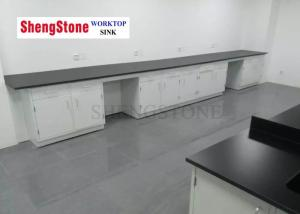 China Science Lab Phenolic Resin Worktop 12.7MM Thickness CE SGS Approval on sale