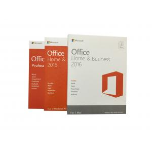 China 1 User MS Online Office 2016 Professional Key Code with Box Package on sale