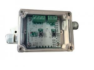China Weighing transmitter LZBS4-S(analog)/plastic casing/one chanal/0-5V/0-10V/4-20mA on sale