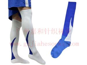 China Popular Knee High Compression Football Socks on sale