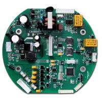 Round LED Printed Circuit Board Assembly Services For Stage Light Controller Assy