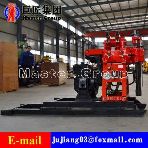 China HZ-130YY Portable hydraulic well drilling machine bore well drilling machine has high oil pressure and more efficiency on sale