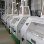 Industrial Flour Mill Equipment wheat flour mill plant 200 TPD