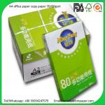 China Good Quality A4 Size letter size paper 70g/80g Copier Paper with Cheap Price wholesale
