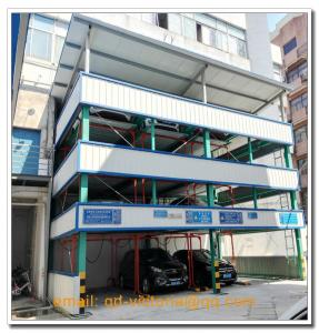 China Smart Puzzle Type Parking System/China Multilevel Car Parking System/Mechanical Puzzle Car Parking Equipment Wholesale on sale