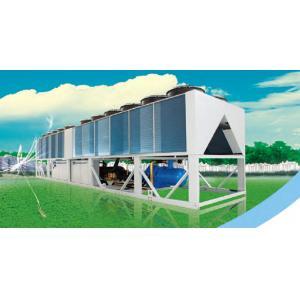 China L'air du contrôle centralisé 299.5kw a refroidi le réfrigérateur de vis pour le système de la CAHT on sale