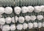 Weave Diamond Steel Wire Fencing , Roll Strong Wire Fencing For Garden