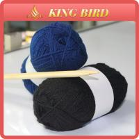 Customized soft Acrylic Knitting Yarn Kids crochet DIY kit Weaving