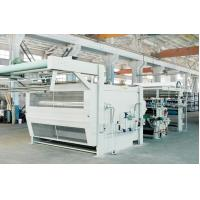 Sanforizing machine, fabric shinking, pre-shrinking, second hand, cheap, for woven, for knitted, Fong