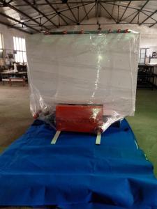 China El solo lado aislador de la máquina de cristal lamina el cuadro de la prensa los rodillos de 6 pares on sale