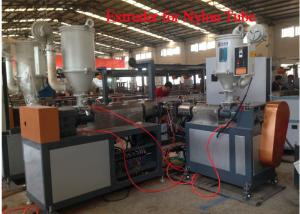 China PA6 / PA12 nylon Plastic Tube Extruder  / Making Machine / Production Line on sale