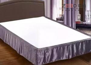 classic shoes latest fashion amazing selection Professional Hotel Collection Bed Skirt , Detachable Bed ...