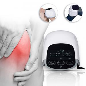 China Knee Pain Relief Laser Therapy Machine ABS Material With Heating Airbag Massage on sale
