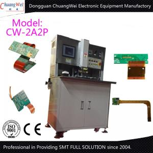 China Desktop Hot Bar Soldering Machine for Fpc-Flexible Circuit Board Hot Bar Welding with Dual Station on sale