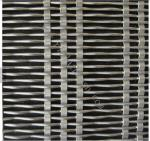 Aluminum Decorative Wire Mesh  Widely Used Outside Of Starred Hotels