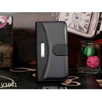 China for iPhone 5S Leather Case Wallet Cover Mobile Phone Bag Wholesale on sale