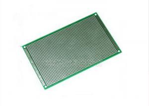 China Spray Tin Solderless Prototype Breadboard , Double Sided Breadboard Pcb Board on sale