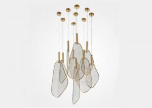 China Dragonfly Wing Shaped Room Ceiling Lights , Bathroom Ceiling Led Downlights on sale