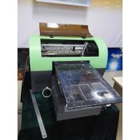 China 3D Embossed CMYKW UV LED UV Flatbed Printer High Performance Heat Press Transfer Machines on sale