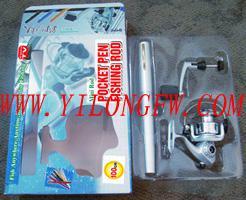 China pen fishing rod-open fishing reel 2 on sale