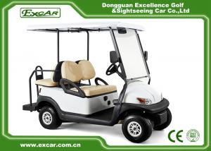 China KDS Motor Used Electric Golf Carts 4 Seater 48V Trojan Batteries Powered on sale