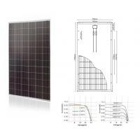 Photovoltaic Module 260W low-light performance, 18%-20% efficiency solar cells