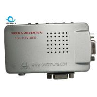 High Sharpness 5 v Meanwhile VGA PC to TV video Converter  2560 * 1600 full screen
