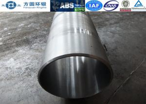 China 1.4307 F304 F316 F51 F53 F60 Stainless Steel Forged Sleeves Oil Cylinder Forgings on sale