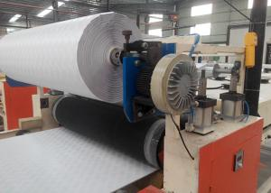 China Gypsum Plasterboard Glue Coating PVC and Aluminum Foil Laminating Machine Price on sale