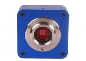 China USB 3.0 CCD Camera Microscope Biological C Mount Microscope Camera on sale