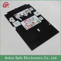 China cr80 pvc card on sale