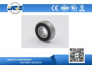 China 6200 Miniature Deep Groove Ball Bearings Co C2 C3 C4 / 6203-2RS Open Ball Bearing on sale