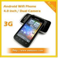 China Dual Sim 3G Wifi GPS Mobile Phone Android 2.3 TV on sale