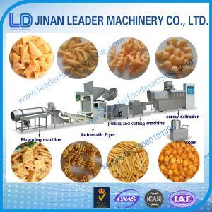 China Crispy Chips / Sala / /Bugles Sticks Making Machine Processing Line on sale