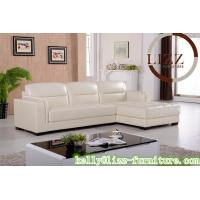 China Home Decorators Living Room Furniture Genuine Leather Sofa A.L.700 on sale