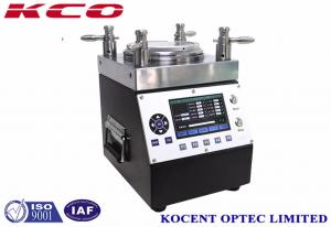 China PM6800 Corner Pressure Fiber Optic Polishing Machine Intelligent Patch Cord Grinding Device on sale