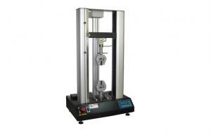 China Petroleum Industry Double Pillar Servo Control Universal Testing Machine Max Capacity 300KN on sale