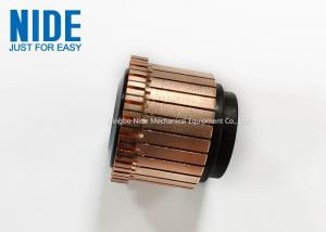 China Hook Type Electronic Commutator For Electric Motor Armature Resin Surface on sale