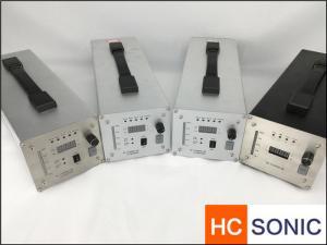 China 35 kHz Ultrasonic Welding Generator , Variable Frequency Ultrasonic Generator Circuit on sale