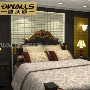 China Embossed 3d wall panels, wallpapers T5826 on sale