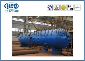 China Steel Power Plant CFB Boiler Steam Drum / High Pressure High Temperature Drum on sale