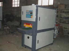 China WPC Profile / Board / Plate Brushing Machine , Hot Laminating Machine on sale