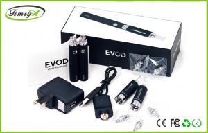 China No Leaking 1.6ml Evod Atomizer E Cig 650mAh 800puffs – 900puffs With Big Vapor on sale