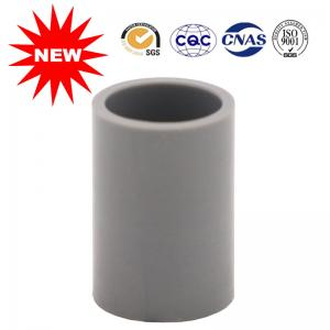 China Cold Galvanized Pvc Coupling Water Supply Fittings For Chemical Field Pipe on sale