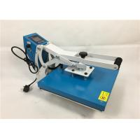 High Pressure Digital Heat Press Transfer Machine , T Shirt Hot Press Printing Machine