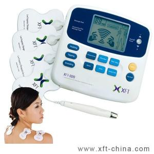 China Low Frequency Electro TENS Muscle Stimulator With Digital LCD Screen supplier