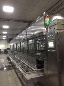 China man-machine display interface automatic auto parts ultrasonic cleaning machine on sale
