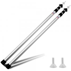 China 1.53kg 6061 Aluminum Lightweight Tent Pole on sale