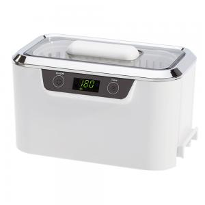 China Home Use Digital Ultrasonic Cleaner 42000Hz For Watch / Glasses GD3707 on sale