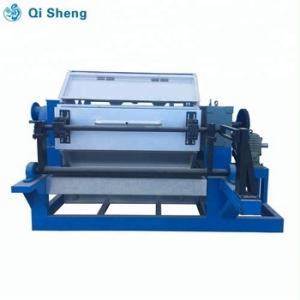 China Pulp egg molding machine/paper egg tray making machine production line on sale